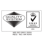 SIRIM & UKAS - MS ISO 9001:2008